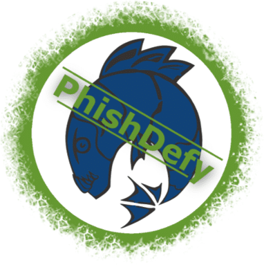 Phish Defy Logo CP Cyber security consulting Denver Colorado