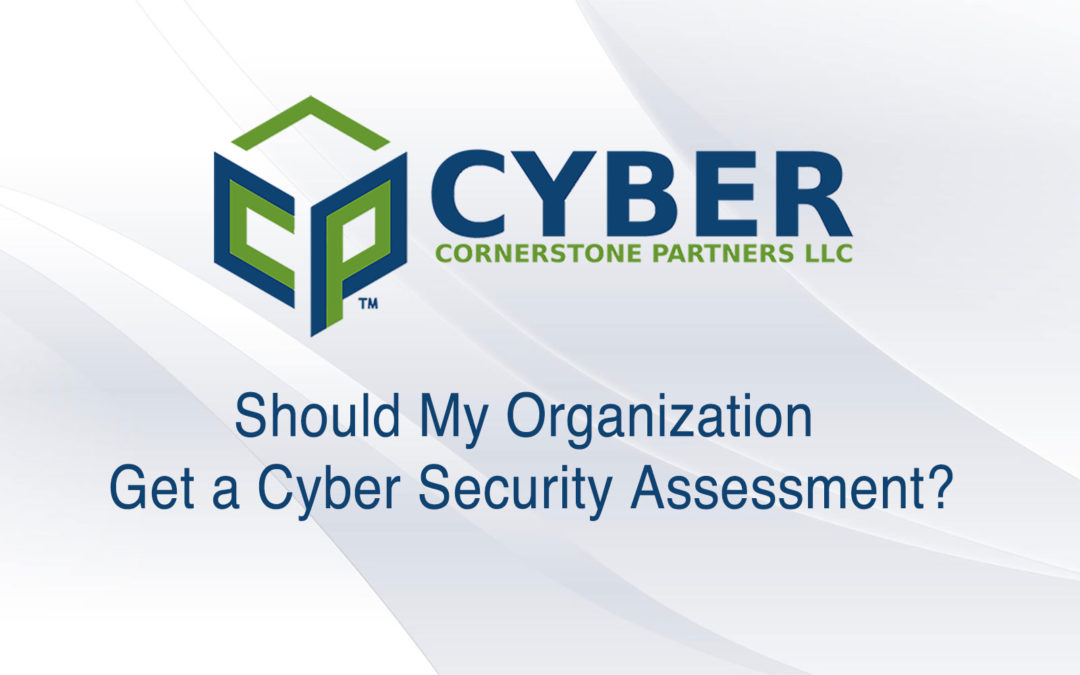 Should My Organization Get a Cyber Security Assessment?