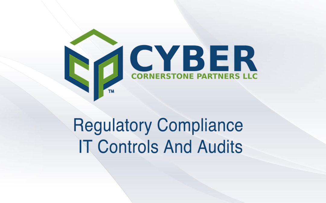 Regulatory Compliance IT Controls And Audits