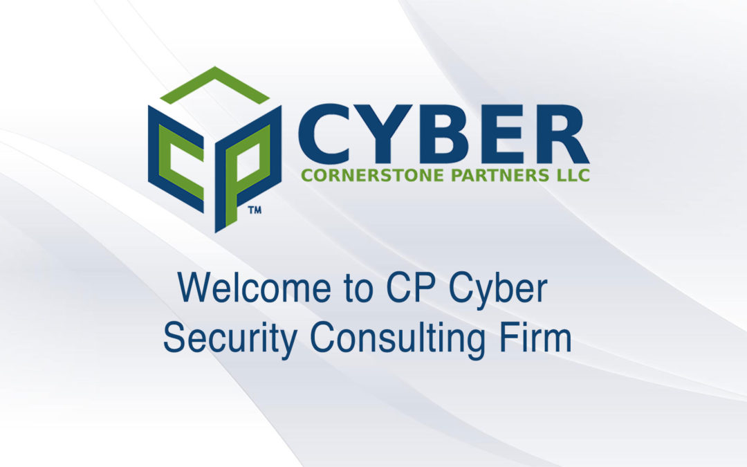Welcome to CP Cyber Security Consulting Firm